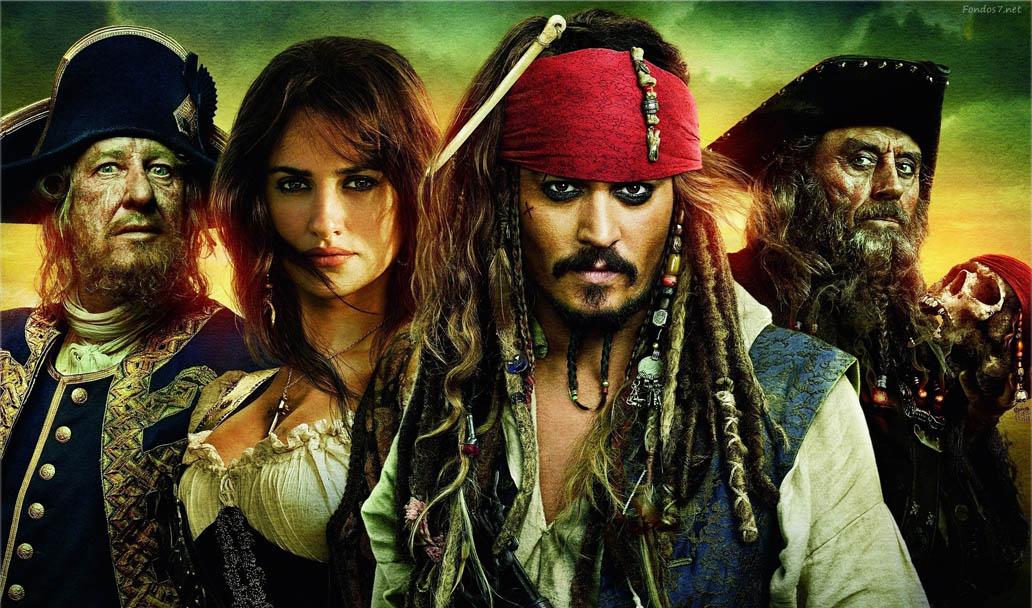 Eventos Temáticos. Piratas del Caribe