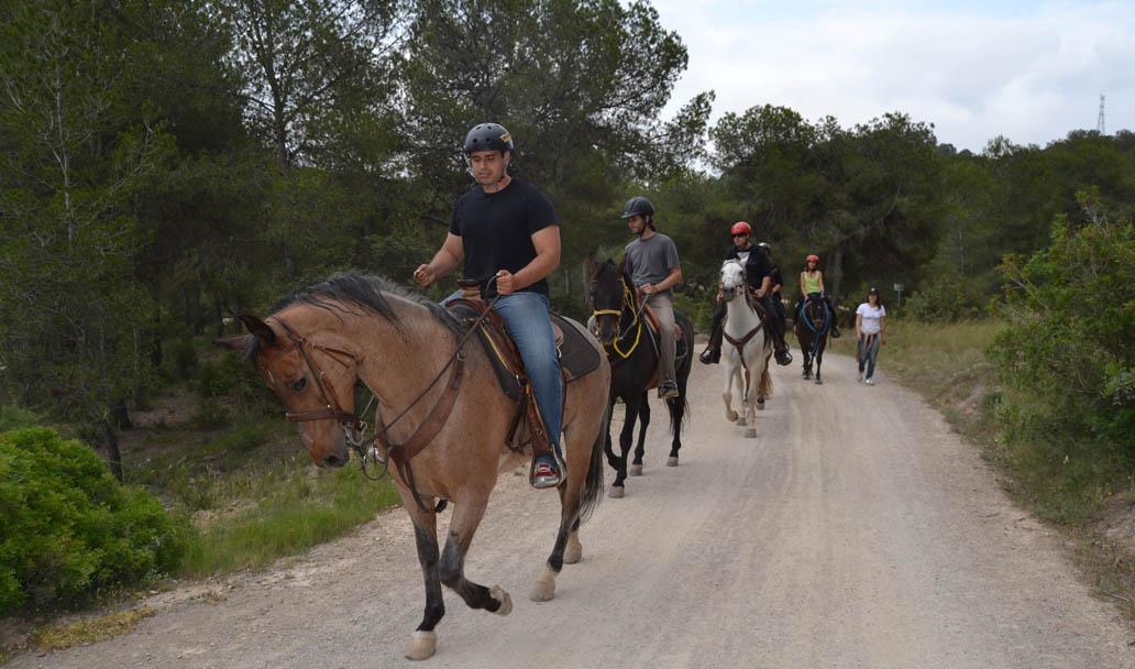 ruta a caballo 5