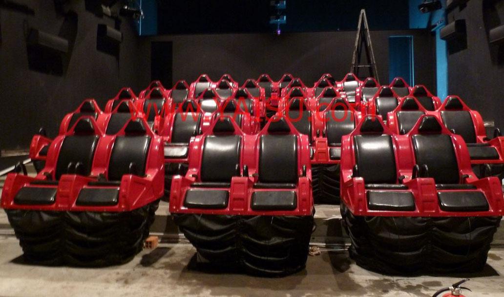 simulador cine 6d